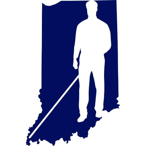 American Council of the Blind of Indiana logo