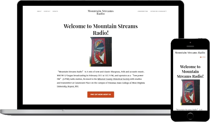 Mountain Streams Radio